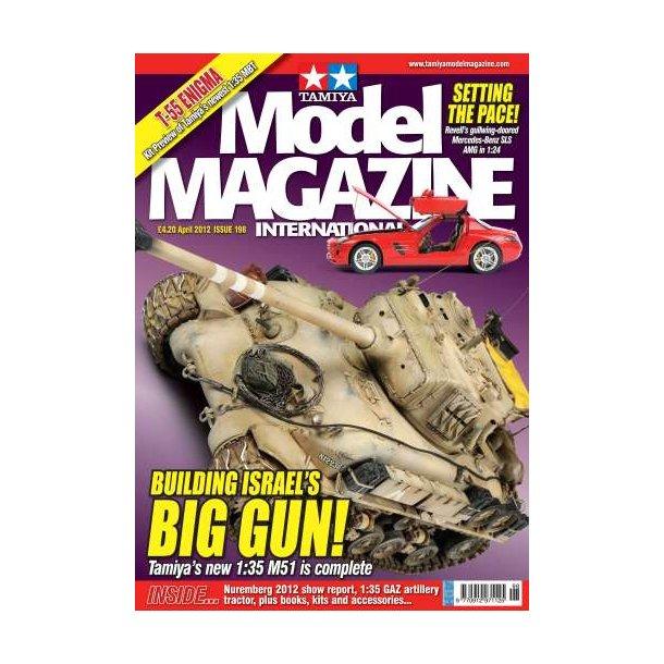 Tamiya Model Magazine International April 2012