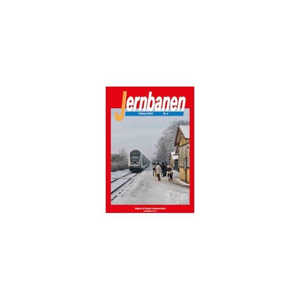 Jernbanen nr. 1 - Februar 2013